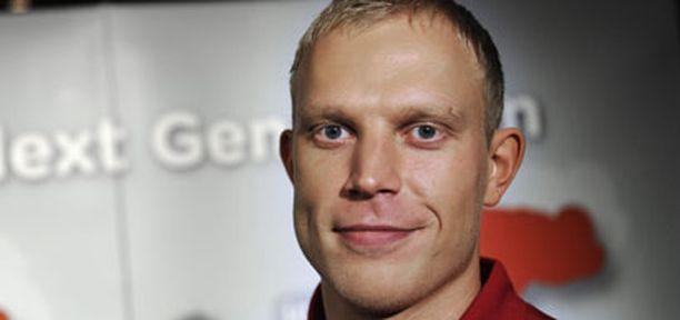 Pekka Koskela yhdistää yleisurheilua harjoitusohjelmaansa.