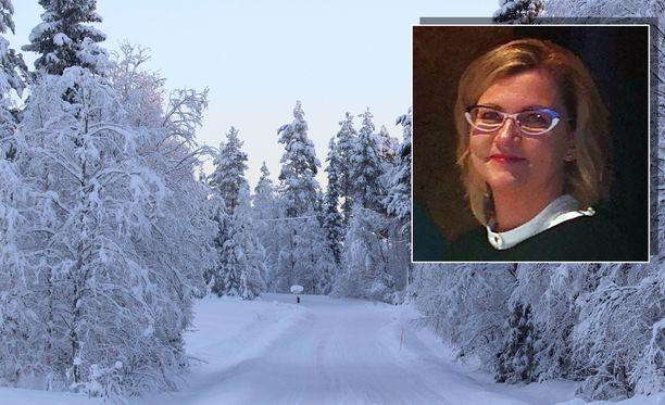 Etsintöjä tehtiin lauantaina Ounasvaaran alueella. Ne jatkuivat sunnuntaina heti auringon noustua ja jatkuvat koko valoisan ajan.