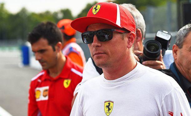 Kimi Räikkönen korosti, ettei paalupaikka vielä takaa mitään.