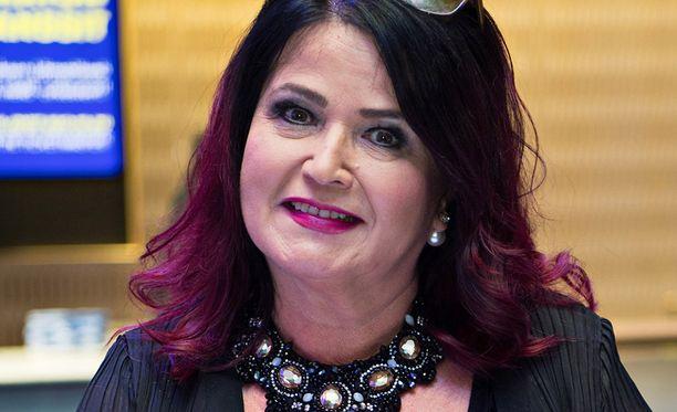 Meiju Suvas on ansioitunut laulaja.