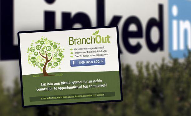 BranchOutista povattiin LinkedInin tappajaa.