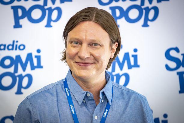 Jaajo Linnonmaa on tehnyt Aamulypsyä vuodesta 2006 asti.