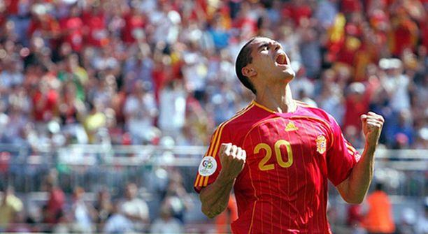 Juanito oli ottelun ainoa maalinteossa onnistunut.