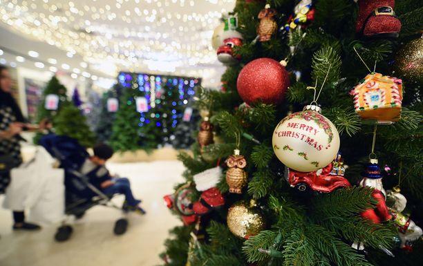 SelfridgeŽs on aloittanut joulukaupan taas ennen muita.