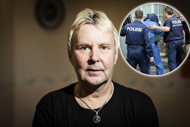 Matti Nykänen tuomittiin Tampereen käräjäoikeudessa törkeästä pahoinpitelystä. Hovissa tuomioon ei tullut muutosta.