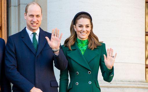Herttuatar Catherine paljastaa, millaista on kuninkaallisperheen korona-arki – toimii lastensa opettajana ja kampaajana
