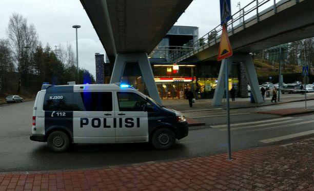 Poliisin mukaan mikään ei viittaa tahalliseen tekoon.