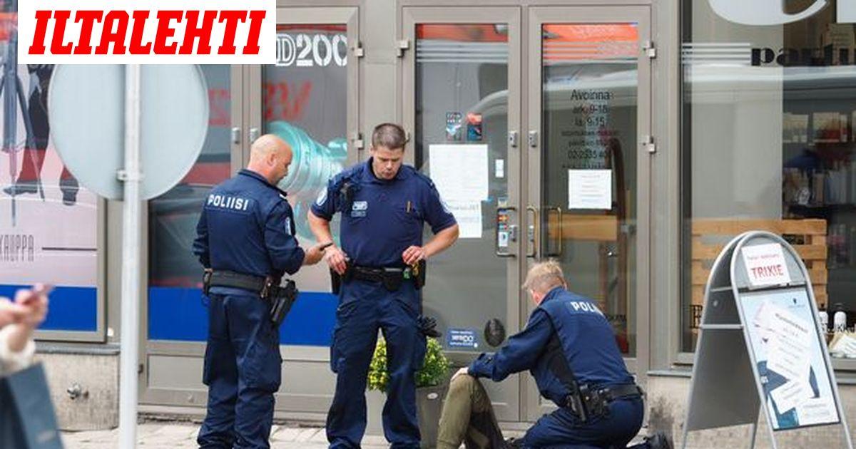 Suomi laati ohjeet terrori-iskun uhreille