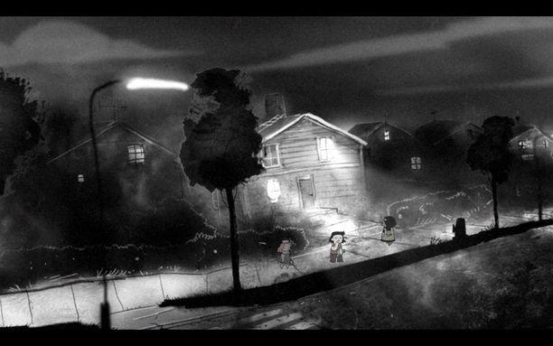 Lydia-peli kuljettaa päihteiden sävyttämään maailmaan.
