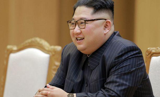 Pohjois-Korean varaulkoministerin mukaan Kim Jong-un (kuvassa) oli panostanut tapaamiseen, joka kuitenkin peruuntui.