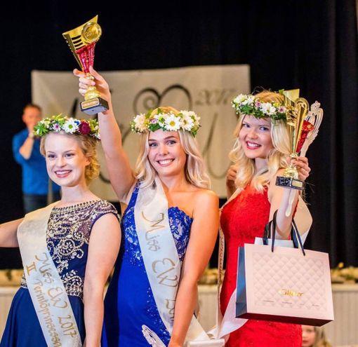 Miss Eloweena -kisa järjestettiin ensimmäistä kertaa.