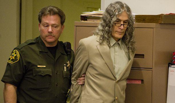 Rodney James Alcala viimeisimmässä oikeudenkäynnissään.
