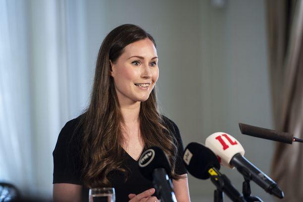 Pääministeri Sanna Marin edusti Suomen hallitusta Eurooppa-neuvoston elpymispakettineuvotteluissa.