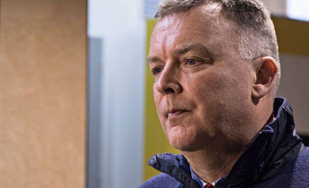 Reijo Jylhän mukaan Suomen epävirallinen mitalitavoite Falunista on 4-5 mitalia.