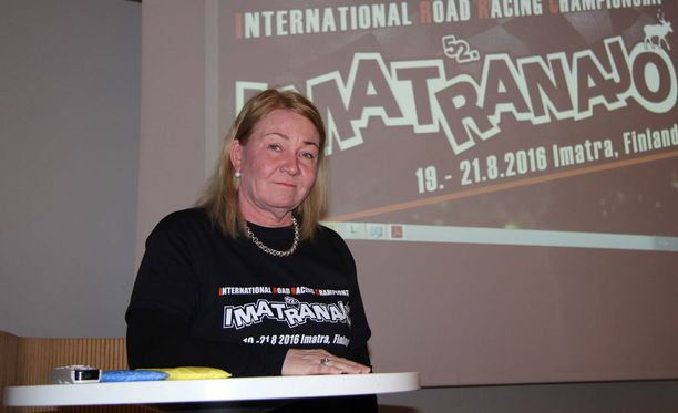 Tiina Wilén-Jäppinen oli pitkäaikainen vaikuttaja Imatralla.