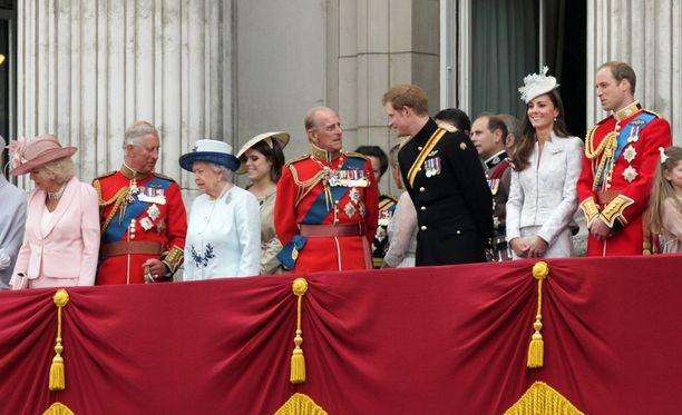 Briteissä on juhlittu 90-vuotiasta kuningatarta pitkin vuotta.