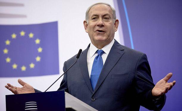 Pääministeri Benjamin Netanjahu on ottanut tiukan linjan paperittomia siirtolaisia kohtaan.