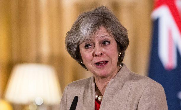 Britannian pääministeri tulee tänään ilmoittamaan, että maa jättää EU:n yhteismarkkinat.