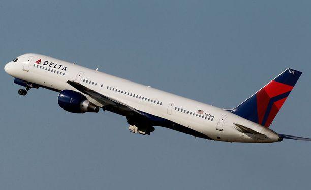 Leivät oli valmistanut Delta Airlinesille hollantilaisyhtiö.