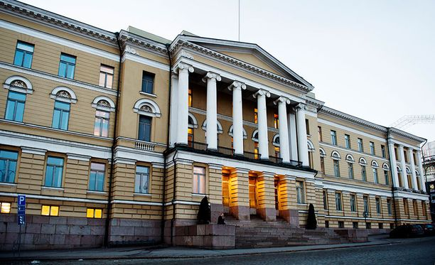 Helsingin yliopisto on sijalla 90.
