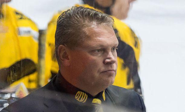 Pekka Virran KalPa on hurjassa putkessa.