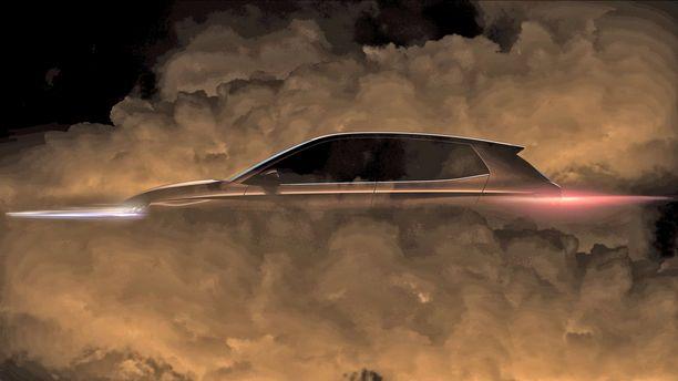 Tässä on ensimmäinen virallinen kuvakurkistus uuteen  Škoda Fabiaan.