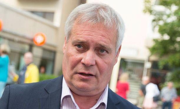 Antti Rinteen johtaman SDP:n kannatus on edelleen nousussa.