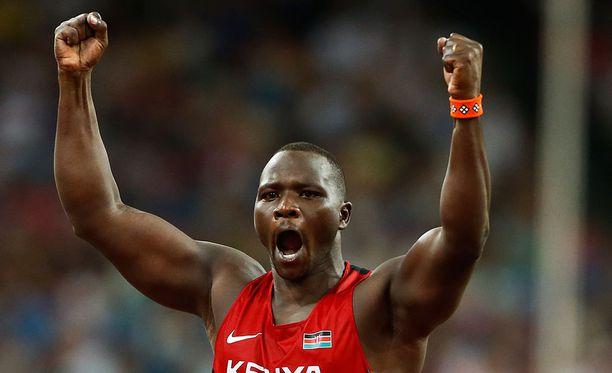Julius Yegon haamuheitto toi MM-kultaa ja valinnan Kenian parhaaksi.