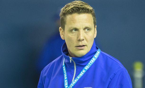 Lauri Marjamäen mukaan Suomi ei ollut valmiina ottelun alussa.