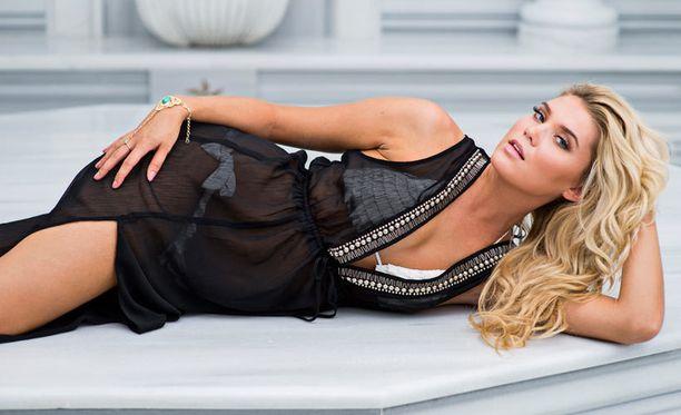 Miss Suomi Bea Toivonen palasi hiljattain Miss Universum -kisoista Miamista.
