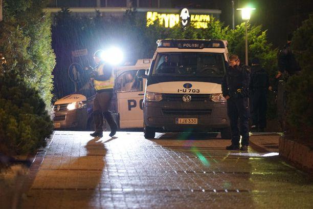 Poliisi haluaisi avukseen uudenlaisen reservipoliisijärjestelmän.