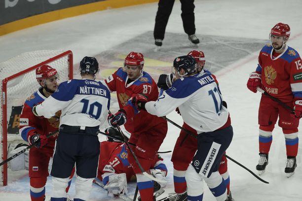 Suomi ja Venäjä avaavat maajoukkuekauden Karjala-turnauksessa.