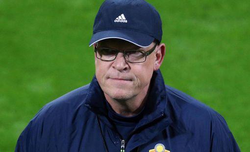 Janne Anderssonilla ei noussut menestys hattuun.