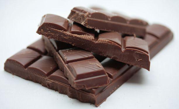 Nuorennus-suklaan väitetään lisäävän ihon kiinteyttä ja loistetta.