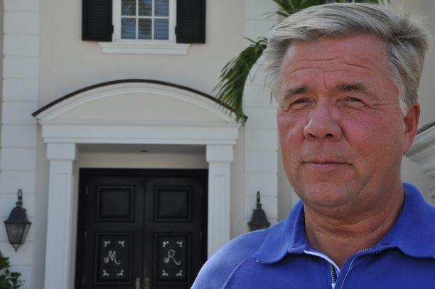 Markku Ritaluoman hovioikeudelle jättämä vaatimus hylättiin. Iltalehti tapasi Ritaluoman Floridassa vuonna 2015.