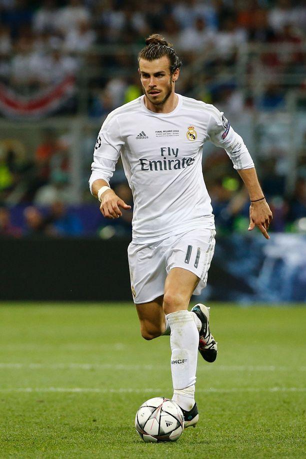 Walesin tulivoimasta EM-kisoissa vastaa Real Madridin Gareth Bale.