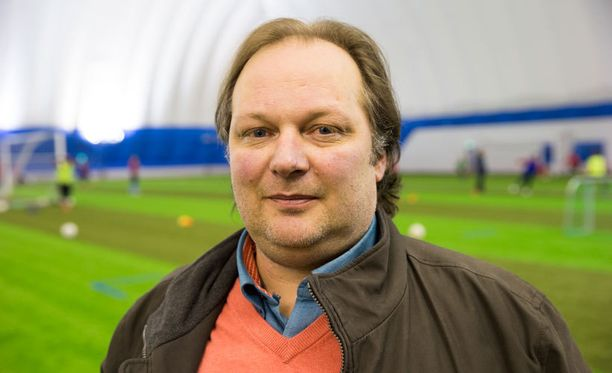 Legirus Interin tekninen johtaja Marko Heikka uskoo pelaajakehitykseen.