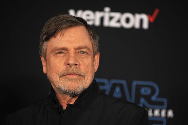Mark Hamill tunnetaan parhaiten roolistaan Luke Skywalkerina.