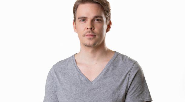 Aku Sipola on nähty aiemmin muun muassa Uusi päivä -sarjassa.