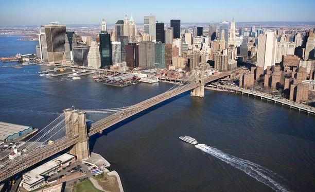 New York on pilvenpiirtäjineen klassikkokaupunkilomakohde, joka jaksaa houkutella matkailijoita puoleensa vuosikymmenestä toiseen.