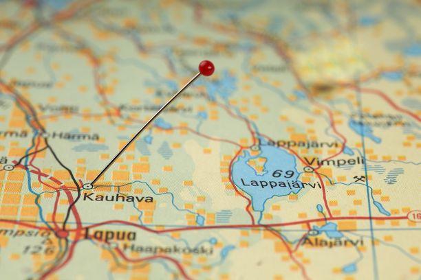 Kauhava on kaupunki Lapuan ja Seinäjoen pohjoispuolella.
