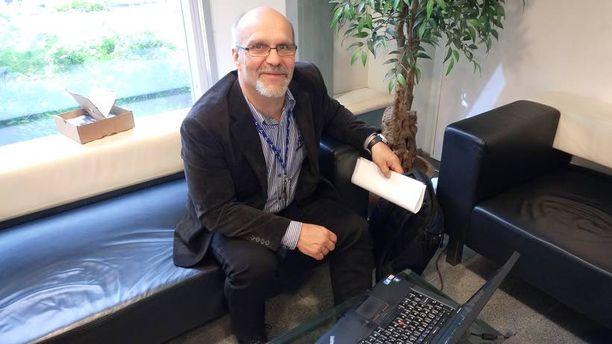 – Taloudellisempi ajotapa säästää polttoaineen lisäksi myös kalustoa. Huollon ja uusimisen tarve vähenee, kertoo Itella Logistiikan kalustopäällikkö Jorma Karvonen.
