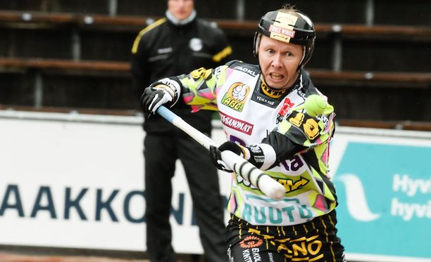 Kokenut Juha Korhonen oli taas KPL:n parhaimmistoa.