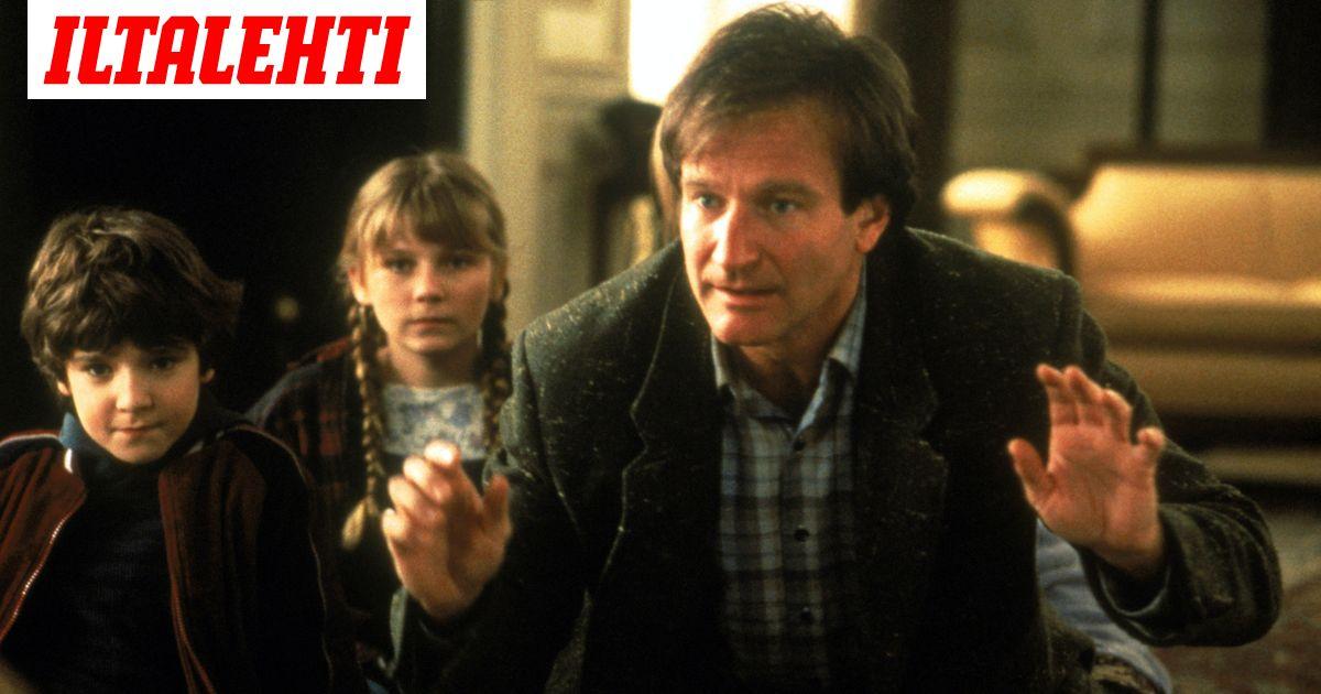 """Jumanji-tähti paljastaa Robin Williamsin pitäneen lapsitähdistä huolta: """"Hän oli lämmin, antelias ja kiltti"""""""