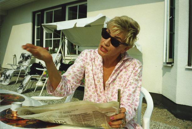 Hannele Lauri nautti Spede Pasasen silmissä sellaista arvostusta, mihin muut naisnäyttelijät eivät yltäneet.