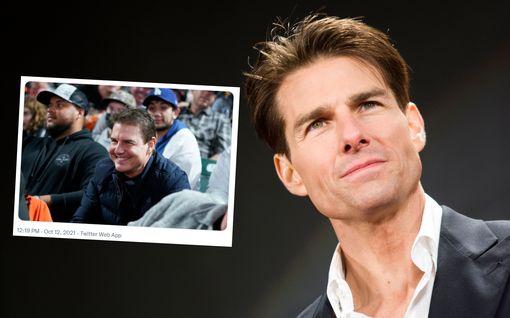 Mitä tapahtui Tom Cruisen kasvoille? Tuoreet kuvat aiheuttivat spekulaatiota somessa