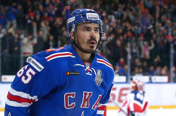 Nail Jakupov pelaa ensi kaudella Vitjazissa.
