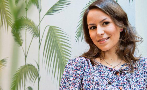 Maria Nordin on naimisissa muusikko Reino Nordinin kanssa.