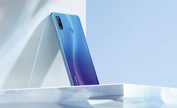 Huawein puhelimet ovat jo tunnettuja omalaatuisesta värityksestään.