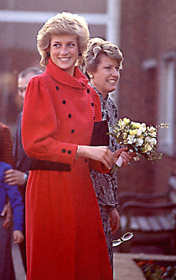 Dianan kuolemasta tulee pian kuluneeksi 20 vuotta.